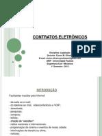 Material 2 - Contratos Eletrônicos