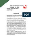 Determinacion de Cloruros, Sulfatos e Hierro