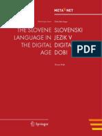 Slovene Language in the Digital Age by Simon Krek, 2011