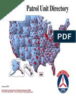 CAP Unit Directory - Jan 2008