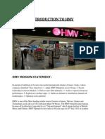 Introduction to Hmv