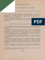 Zapater H. Los Incas y La Conquista de Chile