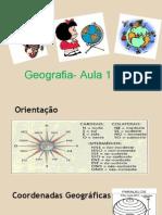 Representações Cartográficas