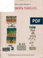 Miguel León-Portilla - La filosofía náhuatl