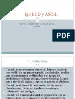 Codigo BCD