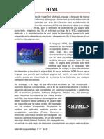 Trabajo 21 HTML