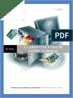 Introduccion a La Arquitectura de Computadoras