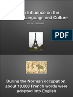 french influence powerpoint
