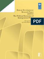 HDRP 2009