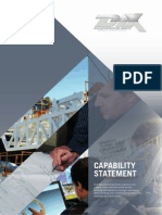 Dix Manufacturing Group Capability Statement