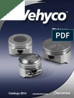 Catalogo Aplicaciones Pistones Vehyco (2014)(Baja Resolucion)