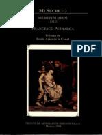 Petrarca - secreto mio.pdf