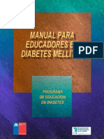 2. Edicion 2011, Manual Prevencion Contra La Deabetes