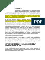Investigacion de Inversion Extranjera II