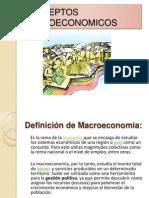 CONCEPTOS MACROECONOMICOS