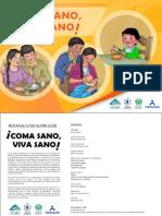 Rotafolio Nutricion - Pma Web