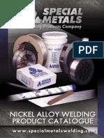 Special Metals_Product Catalog
