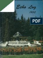UCA 1958 Echo Log