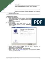 Instalasi Wordpress Di Localhost