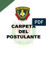 Carpeta PNP