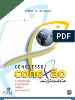 Cartaz Conexão Missionária
