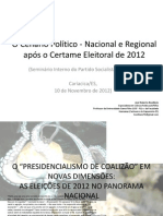 PSB_seminário Anual Cariacica