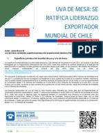 Liderazgo Chile Uvas de Mesa