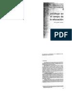 Ageno, Raul. El psicologo en el campo de la educación. pág. 35-43