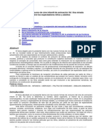 Analisis Del Consumo Cine Infantil Animacion 3d