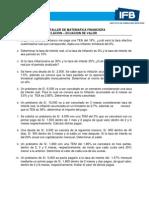 3ªTALLER DE MATEMATICA FINANCIERA 2011-2