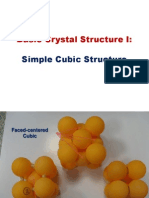 Basic Crystal Structure