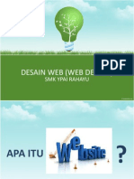 Desain Web (Web Design)
