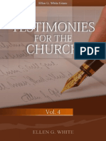 Testimonies for the Church Volume 4
