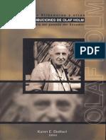 El Rallador Manabita, Olaf Holm y Julio Burgos 2001