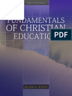 Fundamentals of Christian Education