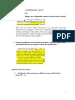 Critical Appraisal (Ulandari)