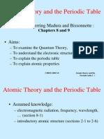 3 Atomic Theory