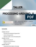 Taller Processing Arduino i i