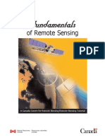 Fundamentals of Remote Sensing by KASPAROV Sciencesway.com