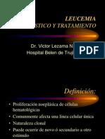 Leucemias Aguda y Cronica