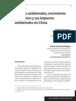 S. Salamanca & M.L. Eschenhagen - Politicas Ambientales en China
