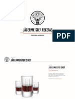 Jagermeister Coctails