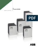 3ADW000379R0307 DCS550 Manual Fr c