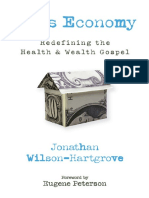 God's Economy by Jonathan Wilson-Hartgrove, Chapter 1