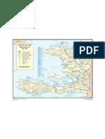 Map - Minustah