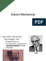Electro Mechanical