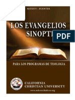 Los Evangelios Sinopticos