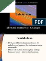 Bank Sebagai Financial Intermediaries
