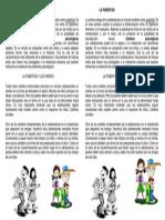Ficha La Pubertad