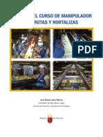 Manual Del Curso de Manipulador de Frutas y Hortalizas